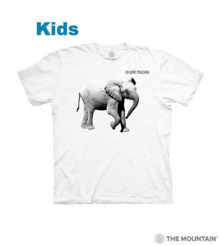 Kids Baby Elephant T-shirt | The Mountain®